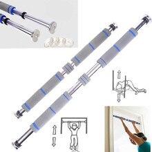 #H45 Door Horizontal Bars Steel Adjustable Training Pull-up Bar For Home Sport Bar Workout Arm Training Up Bar Fitness Equipm