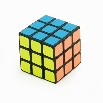 Sanmu 3x3x3 Magic Cube Speed Cube Antistress  Puzzle Cubes  Educational Toys Kids Gifts Decompression Toys mo yue guo guan yue xiao 3 3 3 black magic cubes puzzle speed rubiks cube educational toys gifts for kids children