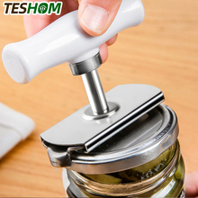 Opener Kitchen-Gadgets Can-Jar Manual Stainless-Steel Cap Adjustable Easy 1-4-Inches