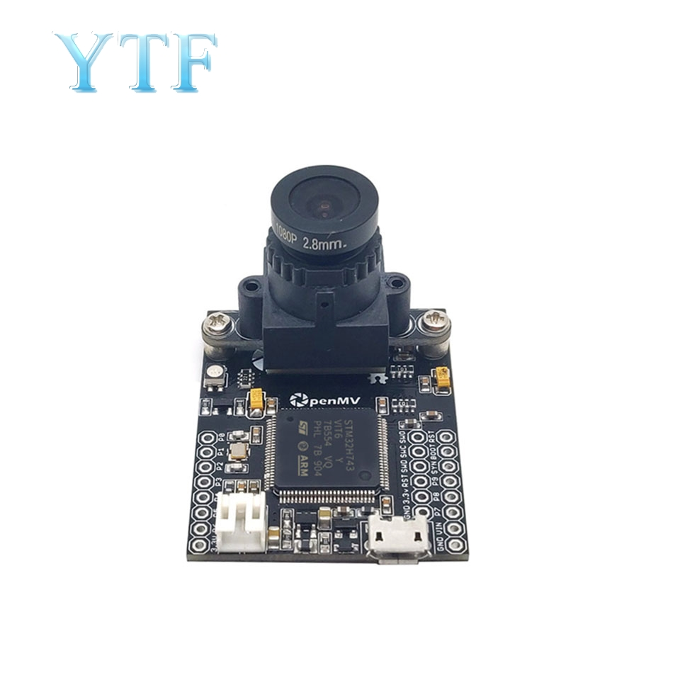 OpenMV4 Smart Camera Image Processing Color Recognition Face Hunt Visual Inspection Line