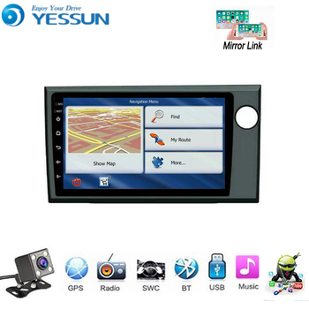 YESSUN For Honda BRV BR-V DG1 2015~2018 Right Hand Drive Car Android Multimedia Player Car Radio GPS Navigation Big Screen image
