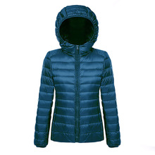 2020 Plus Size 5XL 6XL 7XL Winter Down Jacket Women Autumn Outwear Winter Warm Coat Ultralight White Duck Down Coat Female Parka