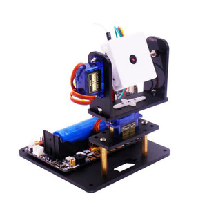 Image 3 - Yahboom Microbit fpv camera gimbal micro: bit robot WIFI car intelligent vision kit RC car robot spare parts