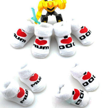 Hot Baby Socks 1