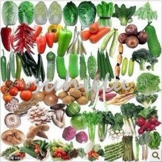100 Pcs/Lot Balcony Vegetables Package Bonsai, Mix Kinds Hot Organic Delicious Vegetable For Garden Plants