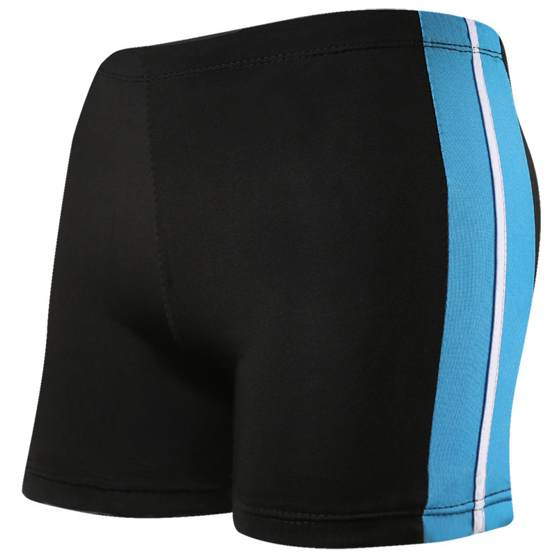 Adjustable With Drawstring Swimming Trunks MEN'S Beach Shorts Breathable Thin Men's Swimming Trunks Currently Available