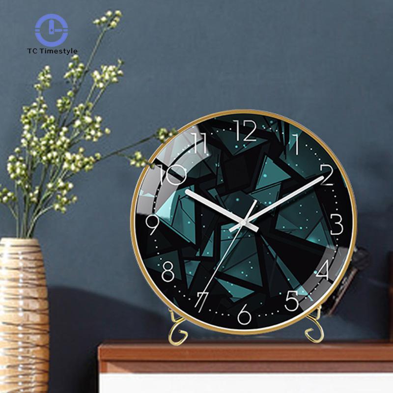 Table horloge Stander Nordi décoration afficheur de bureau maison horloges salon muet minimaliste Design moderne silencieux montres