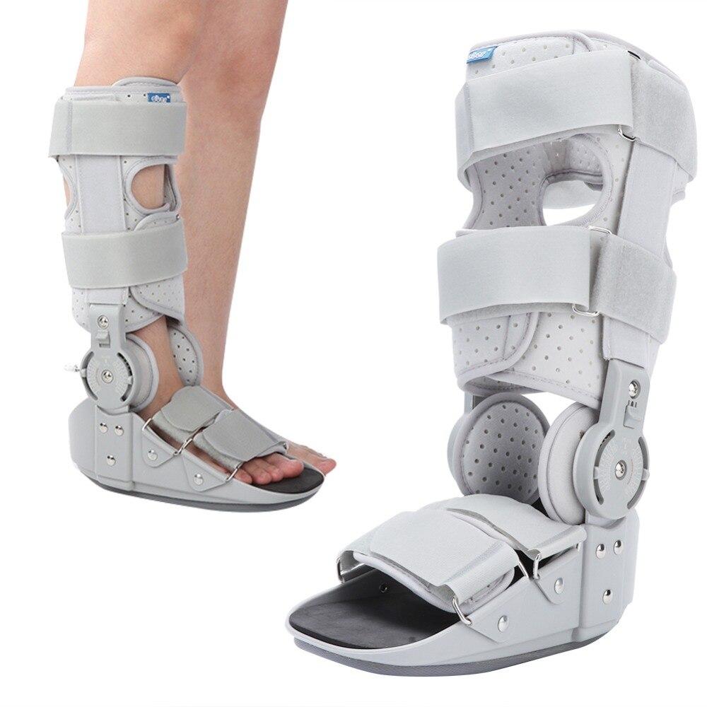 HANRIVER Ankle massager knöchel unterstützung knöchel joint heiße kompresse knöchel thermische schock Achilles plantar druck kneten physiother - 3