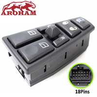 NEW FOR VOLVO Window Switch FH12 FM12 FM9 FH FM VNL 20752918 20953592 20455317 20452017 21354601 21277587 20568857 21543897