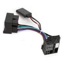 Módulo de rádio do carro bluetooth adaptador cabo aux apto para rcd310 + rcd300 rns510 rns315 rns310 nvf 230 naf231