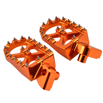 Foot Pegs FootRest Footpegs Rests Pedals For KTM SX SXF EXC EXCF XC XCF XCW XCFW 65 85 125 150 200 250 300 350 450 530 1998-2016 front fork guard bolt screw for ktm sx sxf exc excf xc xcf xcw xcfw 65 125 150 250 350 450 525 530 2000 2017 2018 2019 freeride