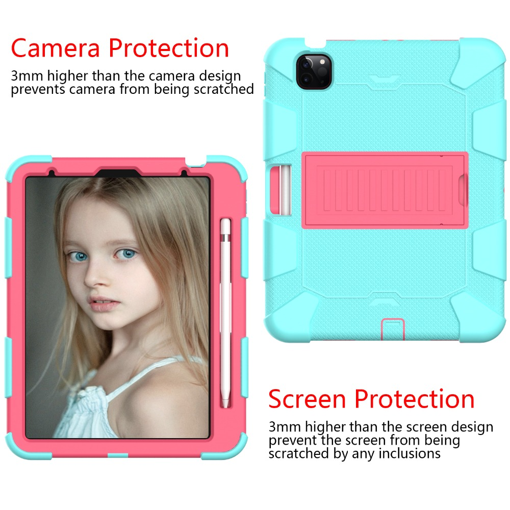 Rugged Air 2020 Tablet Shockproof Duty iPad inch Heavy 4 Case Kids PC 10.9 for Hybird