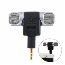 Microphone-Mic Laptop Recording Mini-Jack with Stereo No for PC Notebook Left And Right-Channel