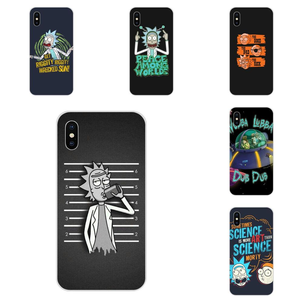 Soft Cartoon Comic Meme Rick And Morty Splendid For Galaxy J1 J2 J3 J330 J4 J5 J6 J7 J730 J8 2015 2016 2017 2018 mini Pro image