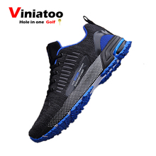 li ning men super trainer training shoes light weight free flexible lining soft comfort sport shoes sneakers afhn025 yxx037 2020 New Mens Breathable Training Golf Sneakers Outdoor Grass Luxury Light Weight Golf Shoes Men Comfortable Sport Shoes