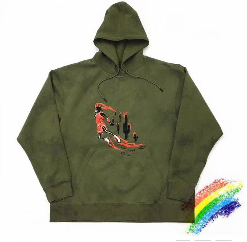 Travis Scott Astroworld Hoodie Pullover Sweatshirts Men Women Hooded Unisex