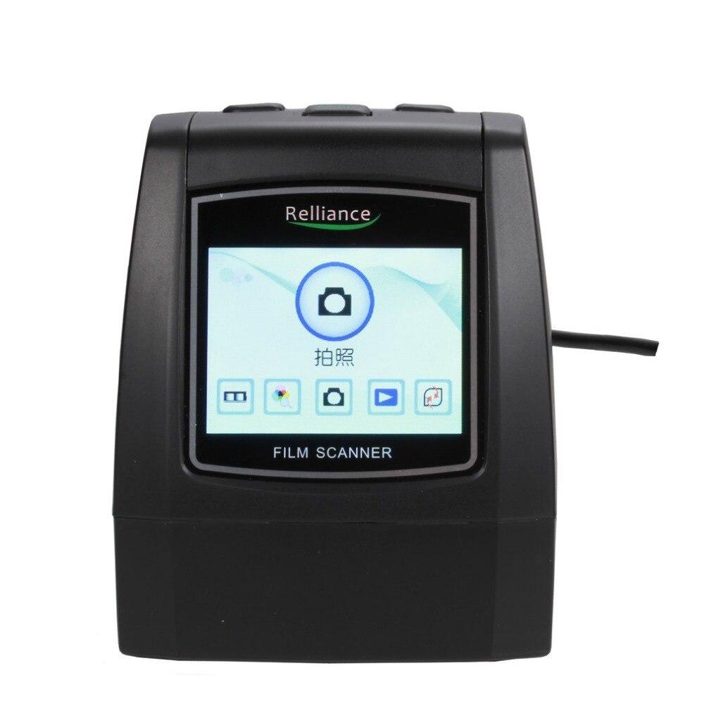 Confiança EC018 Scanner de Filme de 135mm126mm110mm8mm