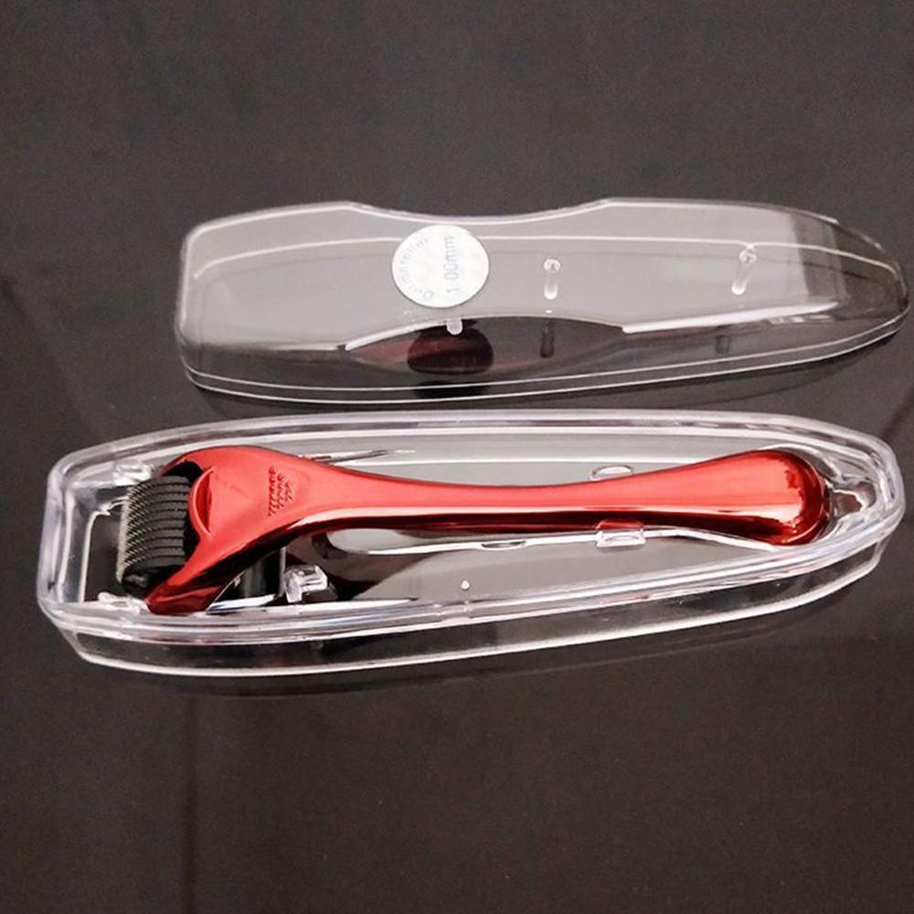 Dr Pen 0.25mm DRS Micro Needles Derma Roller Titanium Mezoroller 540 Micro Needle Machine For Skin Care