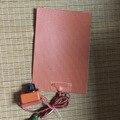 300*250 мм 3800 в силиконовый heaterтемпературный Регулируемый термостатический силиконовый прорезиненный нагревающий щит для конфет нагреватель...