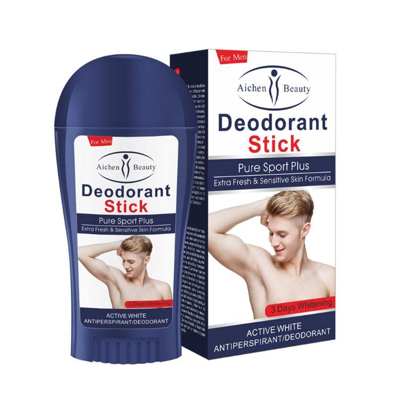 50ml Antiperspirant Stick Deodorant Stick Fragrance Sweat Underarm Removal Body Odor Remover For Men