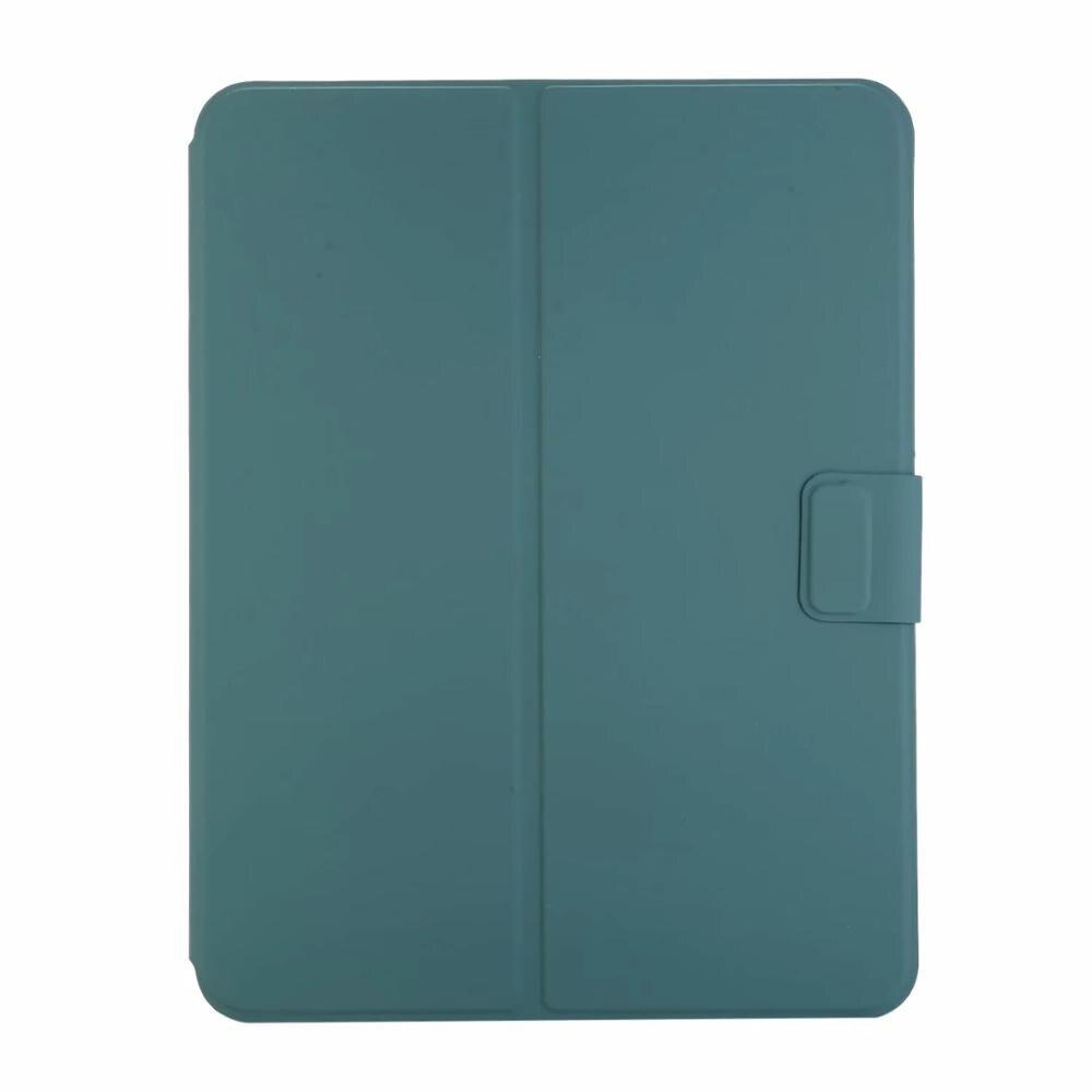 dark green Green TPU Pencil Slot Flip Tablet Case for iPadpro iPad Pro 11 pro11 2021 2020 2018 A2228