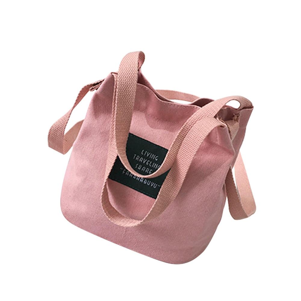 Mini Shoulder Bags Nylon Casual Street Soft Phone Mini Purse Zipper Purses and Handbags 2019 New Crossbody Messenger Bags