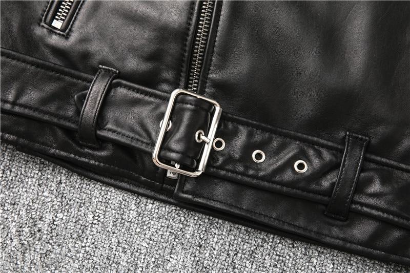 H721643239bdd4f1787200610f7298e0cb Free shipping,Sales!Brand new genuine leather jacket.mens motor biker sheepskin coat.slim plus size jackets.leather outwear