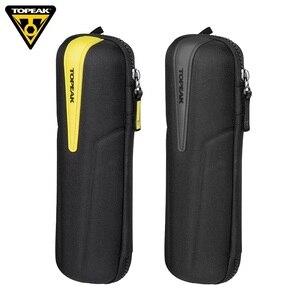 Велосипедная сумка Topeak Cagepack, вместительная сумка для инструментов в стиле бутылки, сумка для велоспорта с эфирными шестернями, внутренняя т...
