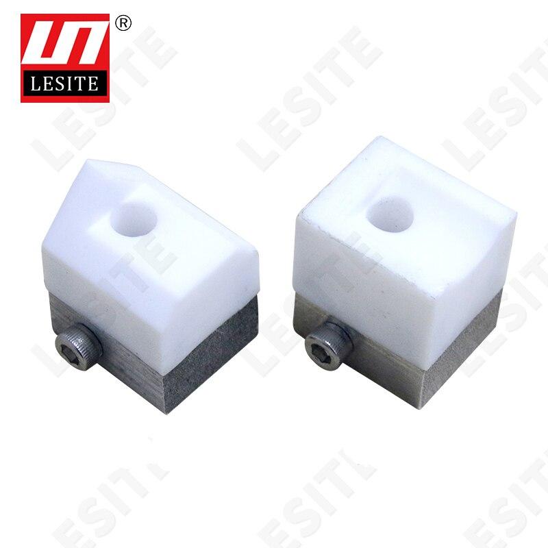 Welding Shoes / Head Flat Weld/corner Weld For Plastic Hand Extruder LST600/610
