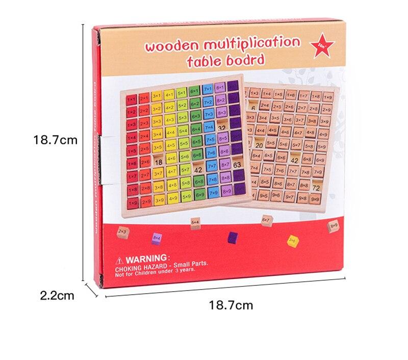 tabuleiro bloco montessori educativo matematica brinquedos de atividade ensino 05