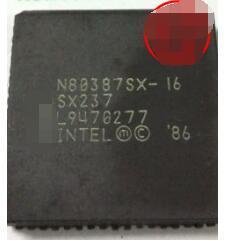 IC NEW 100% N80387SX 16