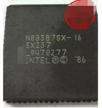 IC YENI 100% N80387SX 16