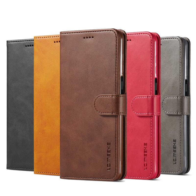 Fällen Für Xiaomi Redmi Hinweis 8T 8 Pro 5 Abdeckung Fall Mganetic Verschluss Luxus Flip Stand Leder Telefon Taschen auf Xiomi Redmi 5 8 Coque