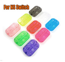 1sets Case For Nintendo Switch Joy-Con Transparent shell Replacement Housing Shell Cover for NS NX JoyCons Controller clear Case(China)