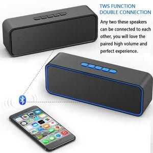 Updated TWS Bluetooth Speaker