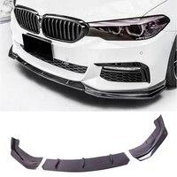 F-D Stil carbon Vorder Lip Spoiler Für BMW 5 Series G30 G38 530i 540i