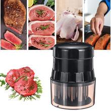 Meat Tenderizer Needle Injector Flavor Sauce Enhancer 31 Stainless Steel Needle
