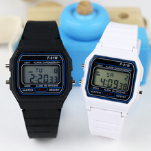 Sport Digital Watches Child Boys Silicone Strap Girls Electronic Watch Chronograph Alarm Cute Students LED Clock Montre Enfant