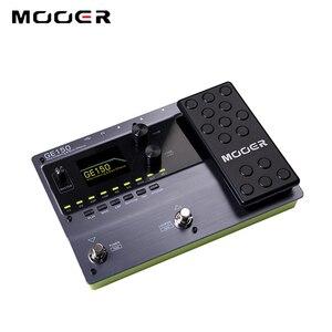 Image 5 - MOOER GE150 Bàn Đạp Ghi Ta Đa Tác Dụng Bộ Vi Xử Lý Looper(80) kỹ Thuật Số Ống AMP 9 Loại Hiệu Ứng 55 Amp Mô Hình Chức Năng OTG