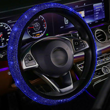 Accessories Car Cover Bling Crystal Fashion Rhinestone Universal Upgrade