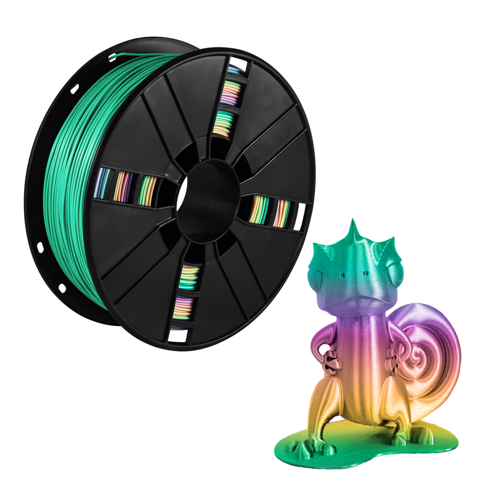 XVICO 1KG PLA 3D Printing Material/3D Printer Filament for High Quality Printing