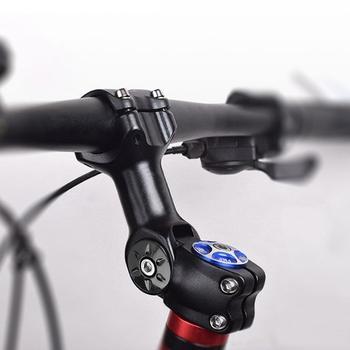 цена на Adjustable Bicycle Stem Riser Road Mountain Bike Stem Aluminum Alloy Bicycle Parts