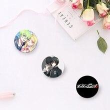 Brooch Monokuma Backpacks-Button Gift Anime Cute Cosplay Xmas Badge Happy Danganronpa:trigger