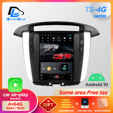 64G ROM Verticale dello schermo di android 10.0 gps per auto multimedia video radio player nel cruscotto per Toyota innova 2007-2014 di navigazione(China)
