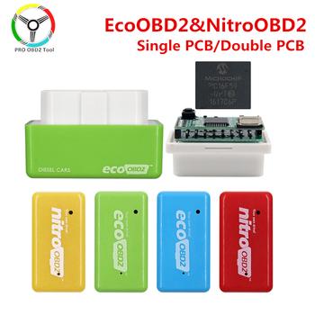 15 oszczędzanie paliwa EcoOBD2 Nitro obd2 dla benzyny benzynowej samochody benzynowe Eco OBD Diesel Nitro OBD2 wtyk tuningowy do chipa i sterownika tanie i dobre opinie Diagmall EcooBD2 Nitroobd2 english ECO OBD2 Nitro OBD2 Czytniki kodów i skanowania narzędzia No need any software ECO OBD2 and Nitro OBD2