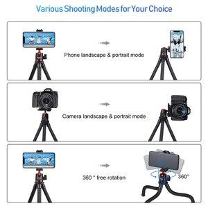 Image 2 - Штатив Осьминог Ulanzi для смартфона, DSLR, SLR, Vlog, 2 в 1, переносной штатив с удлинителем 1/4 дюйма для Magic Arm