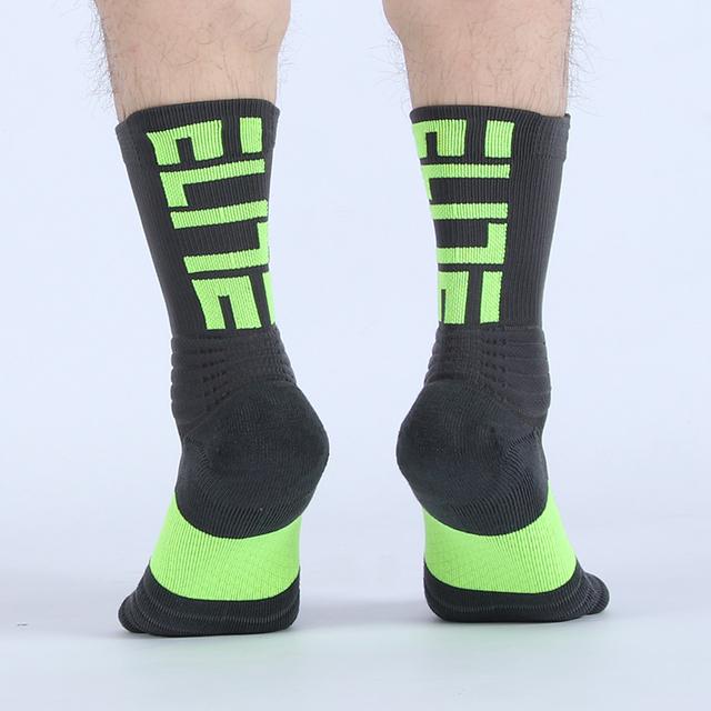 Cycling Socks Road Men Sports Athletic Racing   Bike Bicycle  Basketball Football Racing Running Soccer Grip Cotton Hiking Socks