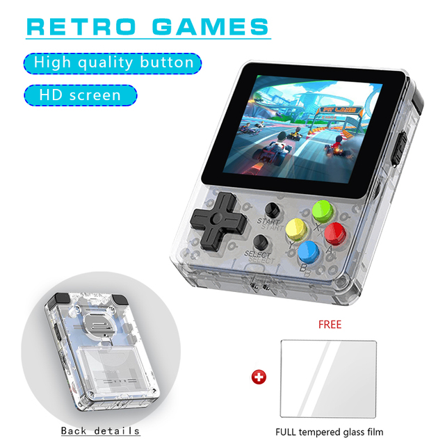 OPEN SOURCE CONSOLE LDK game 2.6inch Screen Mini Handheld Children and Family Retro Games Console