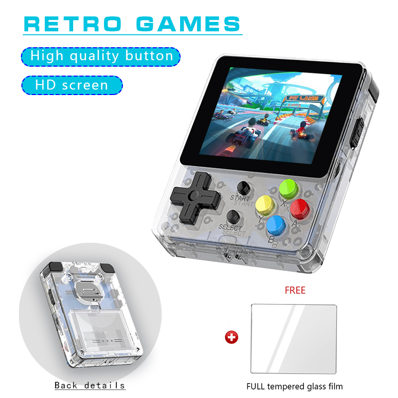 OPEN SOURCE CONSOLE LDK game 2.6inch Screen Mini Handheld Children and Family Retro Games Console image