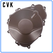 CVK Engine Cover Motor Stator Cover CrankCase Cover Shell For HONDA CBR600RR CBR600 RR F4I 2001 2002 2003 2004 2005 2006 01 - 06 aftermarket free shipping motorcycle accessories engine stator cover for 2001 2002 2003 2004 2005 honda cbr 600 f4i gold